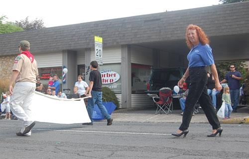 Homer Davenport Days, 2009