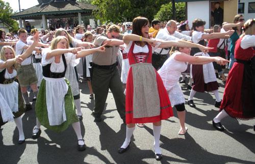 Mt. Angel Oktoberfest, 2009