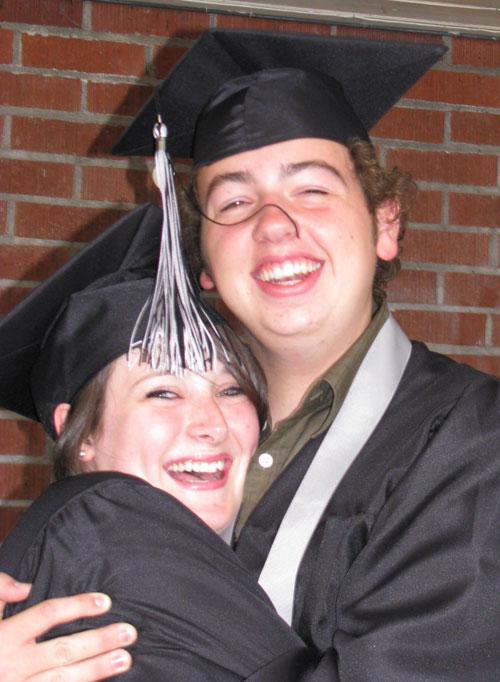 SHS Graduation, 2009