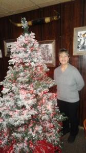 Connie Cummings of the New Markum Inn