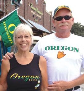 Linda & Mike Whitmore