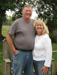 David and Joy Bayer of Silverton