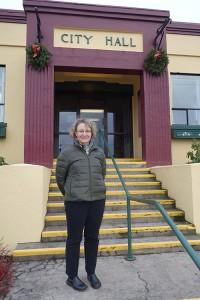 Mount Angel City Manager Eileen Stein