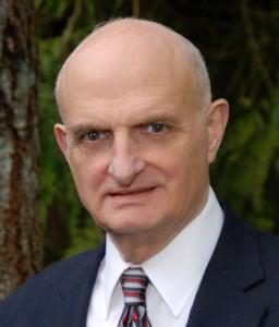 Mount Angel President's  Award recipient Ed McKenney