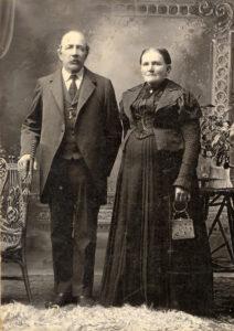Theobold & Theresa (Von Hatten) Kirsch