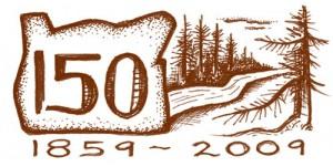 Oregon 150 Sesquicentennial