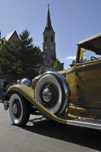 Oktoberfest Cruz-N Car Show