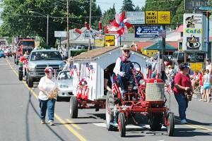 Stayton Parade