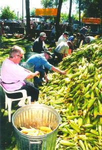 Aumsville Corn 002 - corn pile